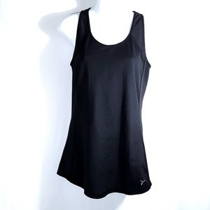 Old Navy Tops - Old Navy Activewear Black Keyhole Back Tank Top